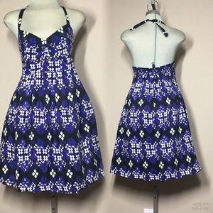 Joe Summer Multicolour Cotton Dress